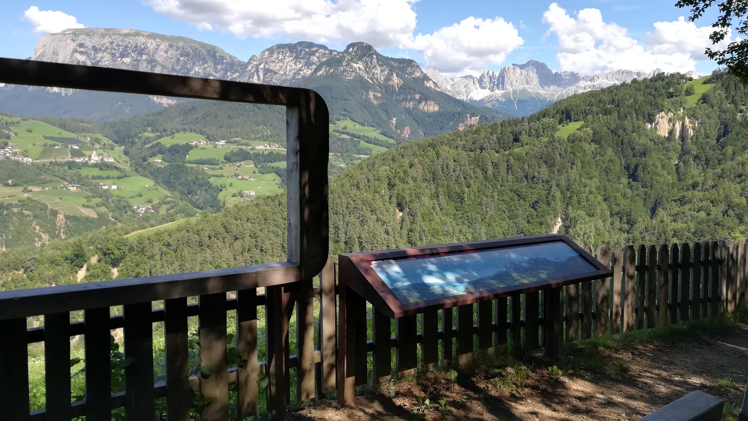 Piramidi di Terra di Collepietra - Val d'Ega
