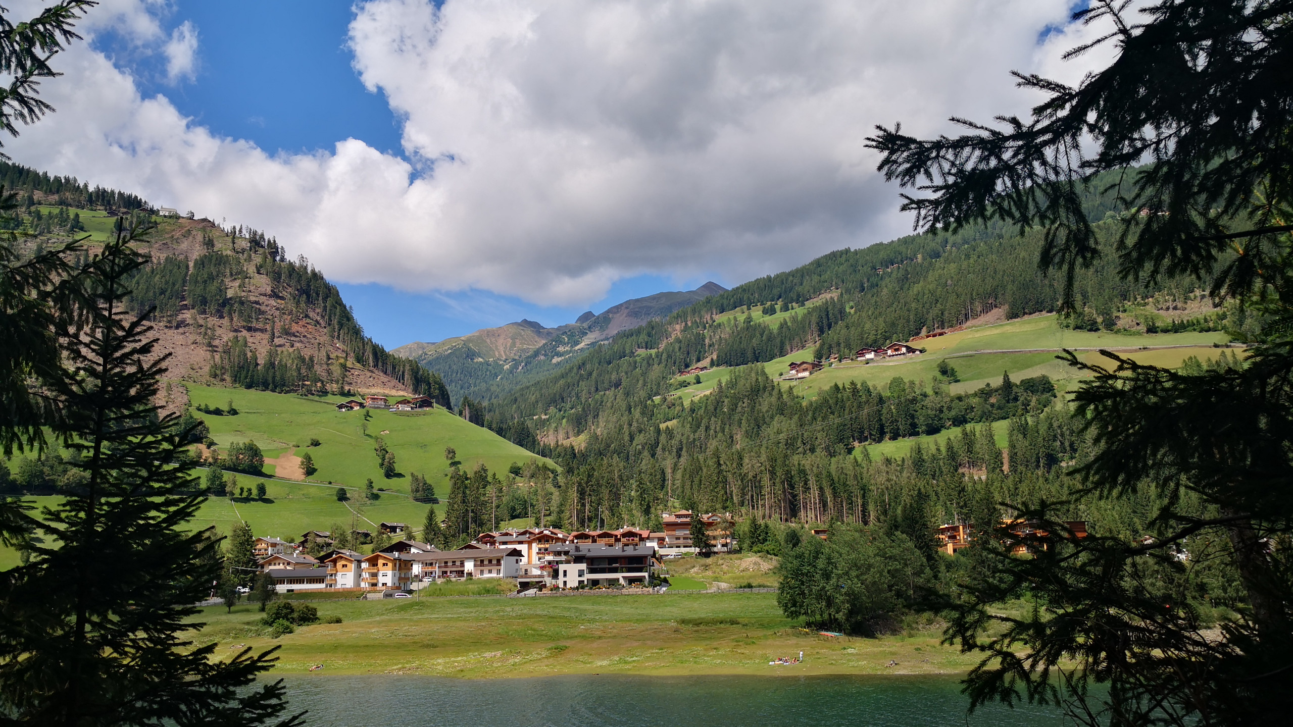Lago di Zoccolo - Santa Valburga - Val D'Ultimo