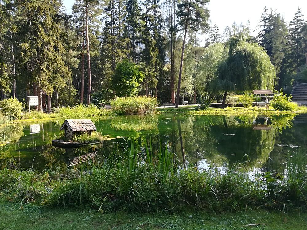 Kurpark - Villabassa, val Pusteria