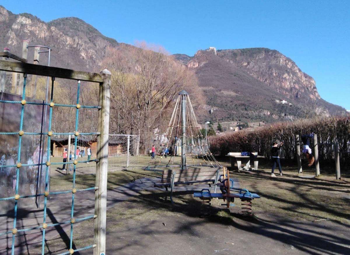 Parco giochi a Settequerce