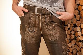 Lederhosen crotch