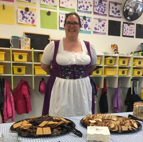 Christina for German Heritage Day