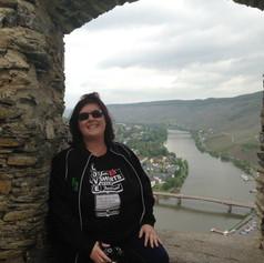 Christina in Germany