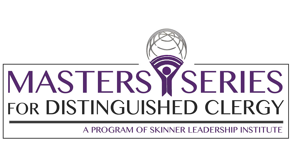 3-DAY CLERGY LEADERSHIP AND ADVOCACY INTENSIVE