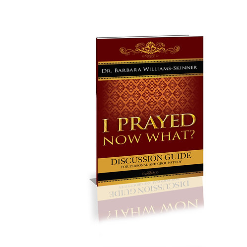 I Prayed, Now What? Discussion Guide