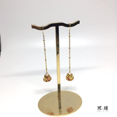 Osmanthus Earrings