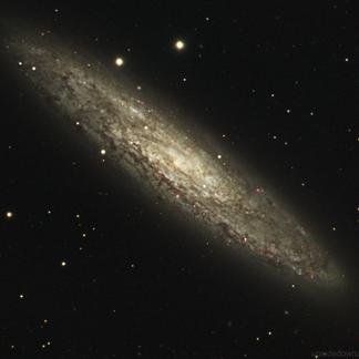 The Sculptor Galaxy