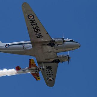 DC-3 and Juka