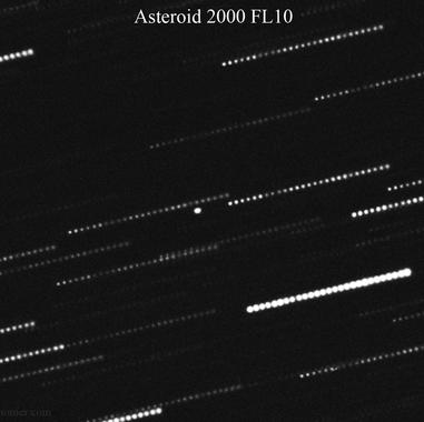 Asteroid 2000FL10