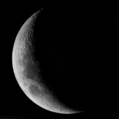 Waxing Crescent Phase