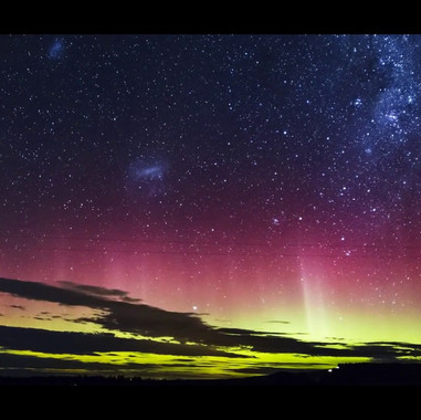 Aurora from the 16th of July