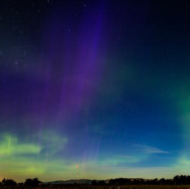 Full Moon Aurora