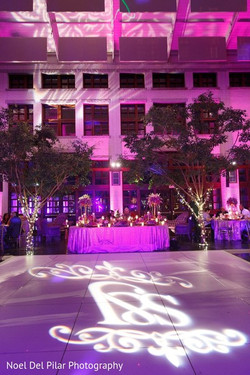LED lighting for your event