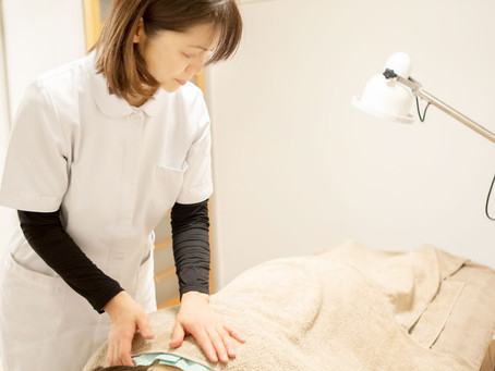 女性鍼灸師さんを探していて・・・