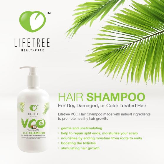 Add On Item : VCO Hair Shampoo @RM25/bottle
