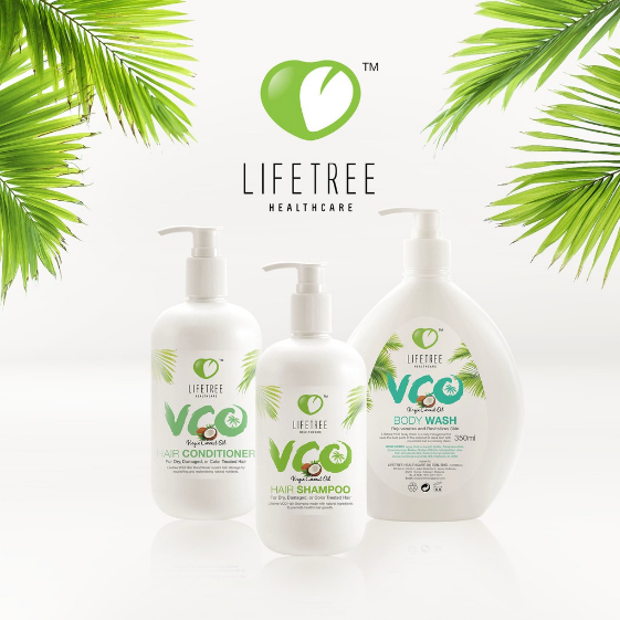 Add On : Lifetree Healthcare 3-in-1 set, +RM60