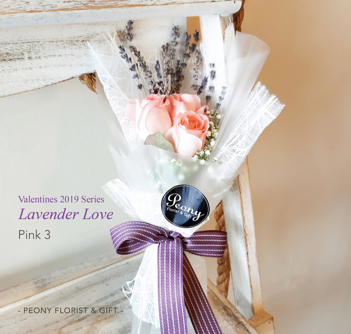 Pink 3-Lavender Love 2019