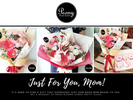 Just For You, Mom! 母亲节,给妈妈的一份爱 [Mother's Day 2019]