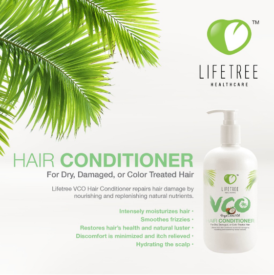 Add On Item : VCO Hair Conditioner @RM25/bottle