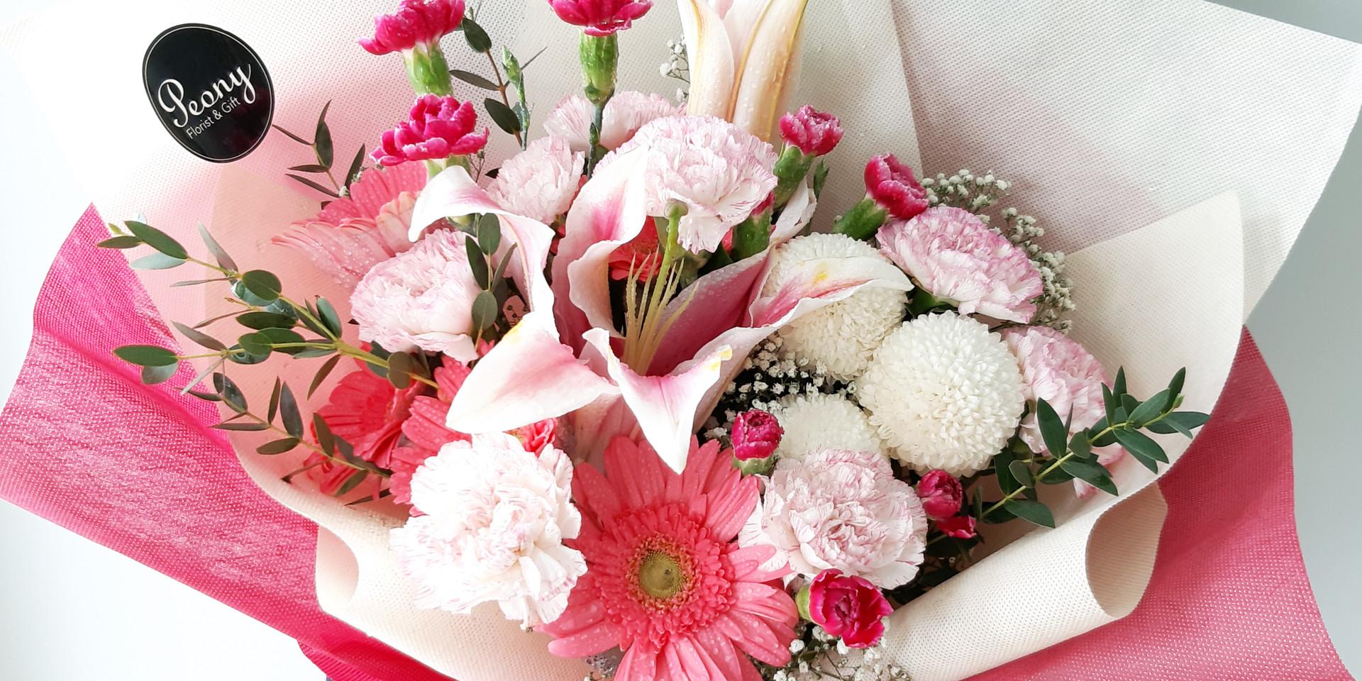 Bouquet B (regular size), RM188
