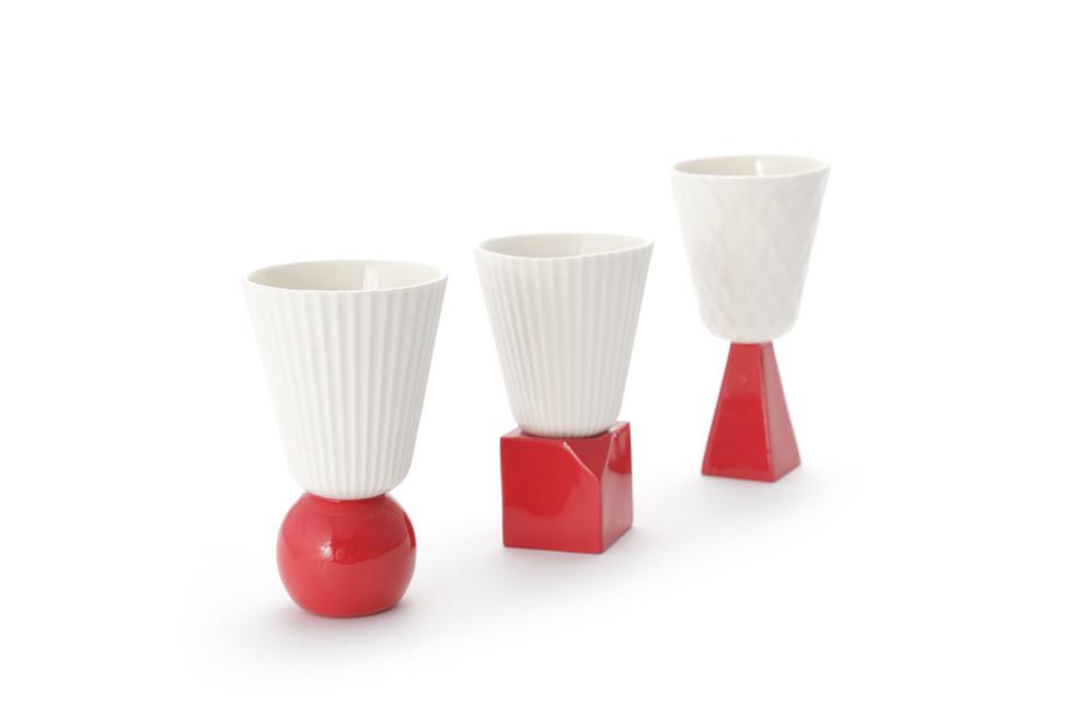 Block cup
