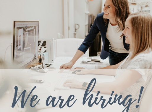 We are Hiring: Project Coordinator/Office Manager