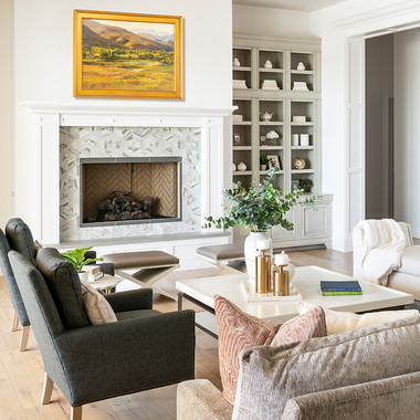 Walnut Court Living Room