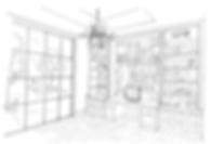 Pecan Groves Home Office Rendering