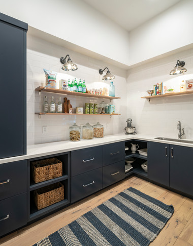 Walnut Court Butlers Pantry