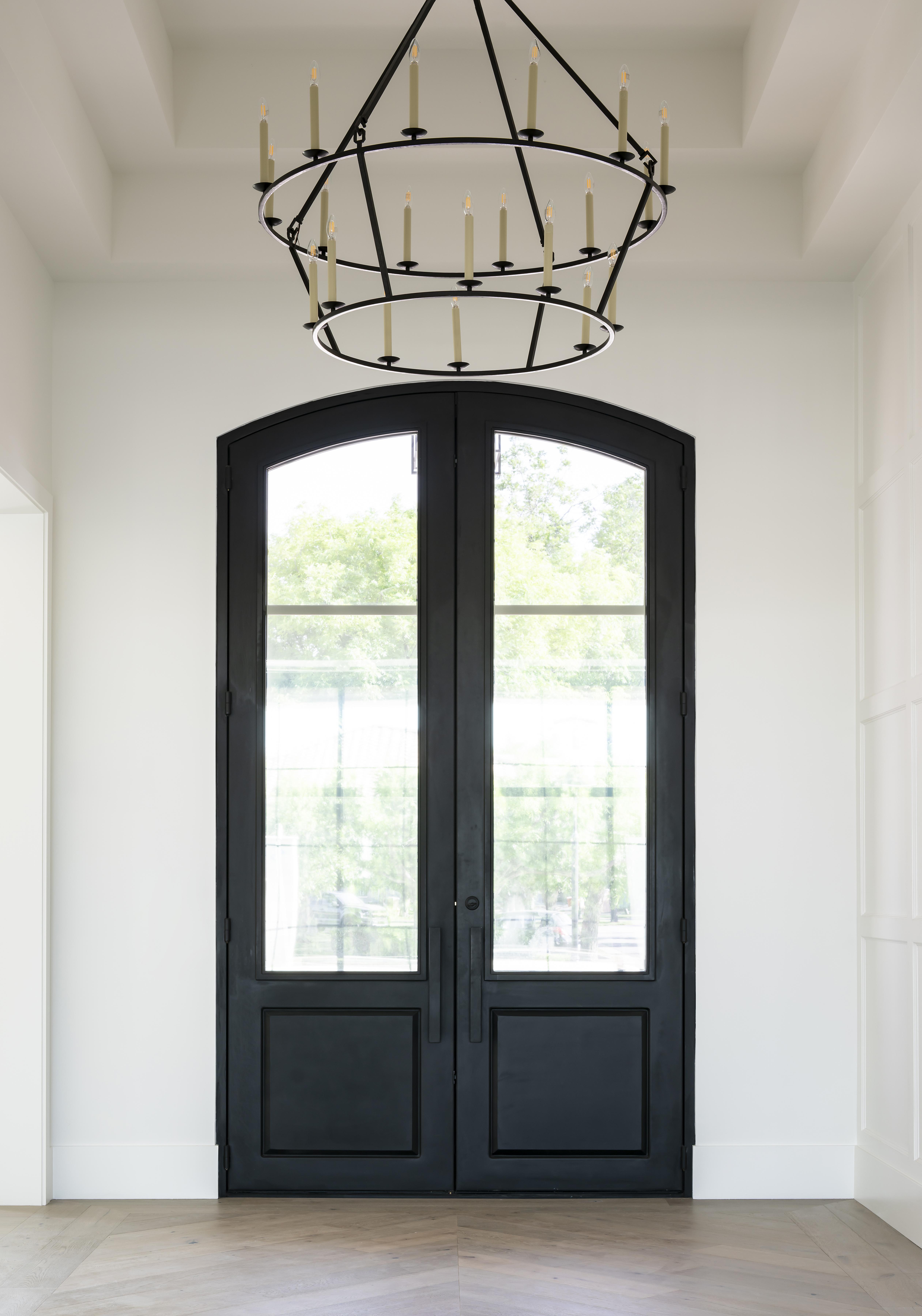 Modern Elegance Entry