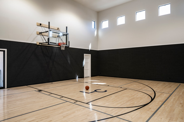 Orleans Drive Basketball Court