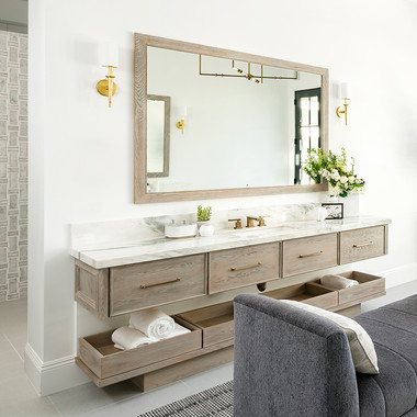 Marin Court Master Bathroom