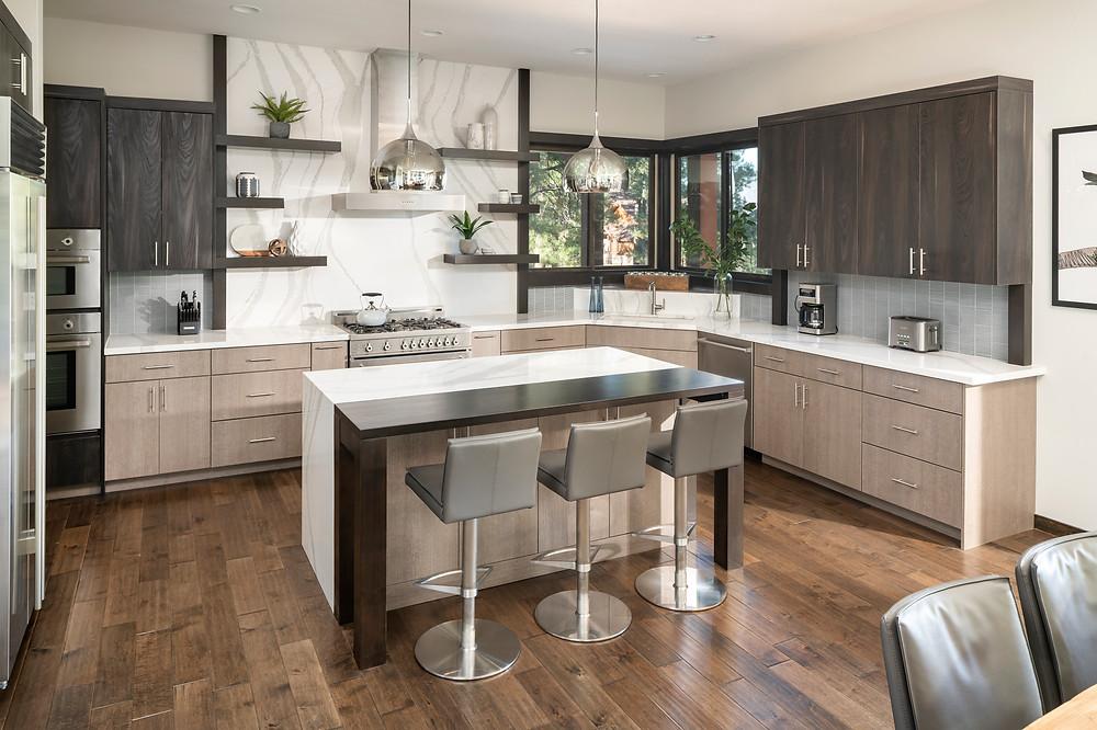 Flagstaff Cabin Kitchen Design