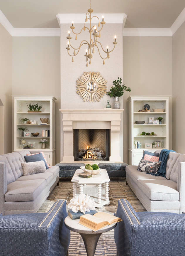 Porter Stree Living Room