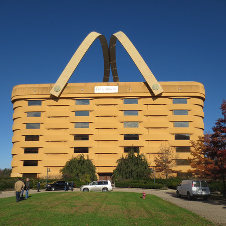 Heritage Ohio Conference & Current Project: Longaberger Basket