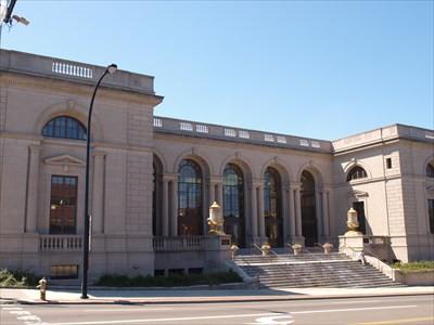 Akron Post Office
