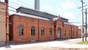 Current Project: Columbus Municipal Light Plant
