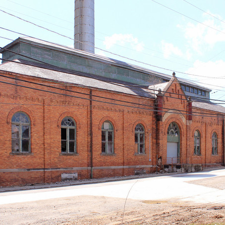 Current Project: Columbus Municipal Light Plant
