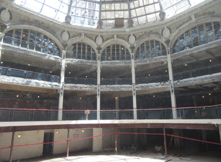 Current Project: Dayton Arcade