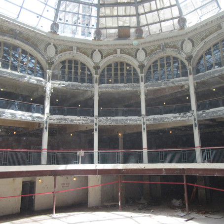 Current Project: Dayton Arcade