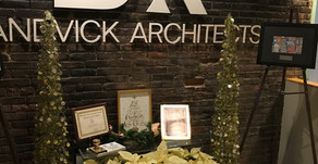 Friendsgiving at Sandvick Architects!