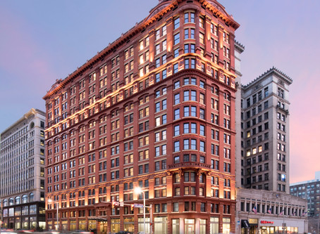 The Schofield Building - The Humblest of Hotels