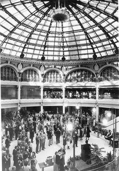 Historic Dayton Arcade Rotunda