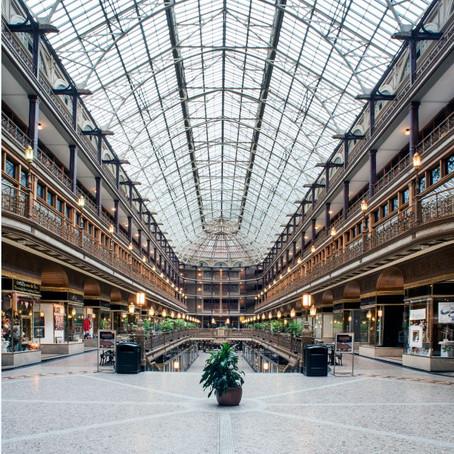 The Hyatt Arcade - Sandvick Architect's Favorite Building