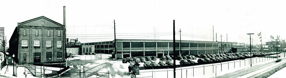 Historic Hercules Engine Plant