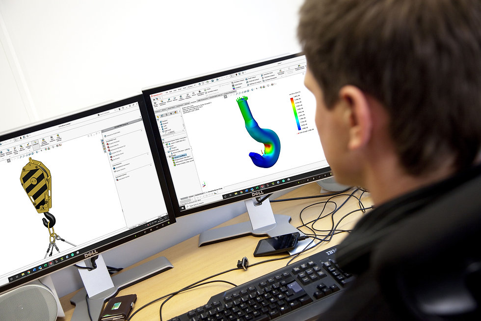 Mechanical Design Services - UK - North East - Durham