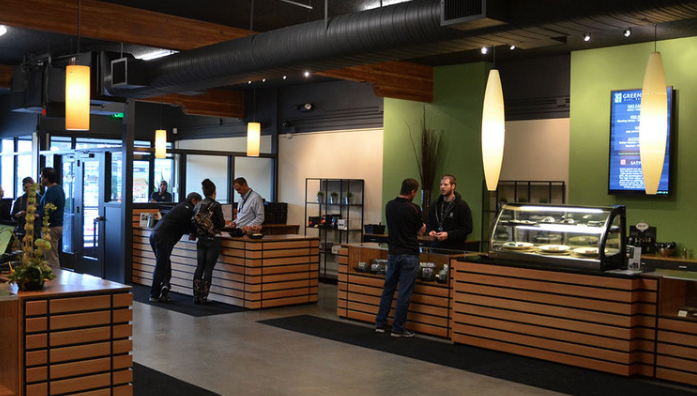 A great shop:Green Theory in Bellevue