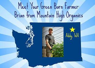 Brian from Mountain High Organics. Organic Sun Grown Marijuana Cannabis.