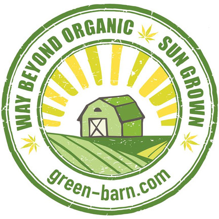 Green Barn Farms Sticker Sale-- Just $2