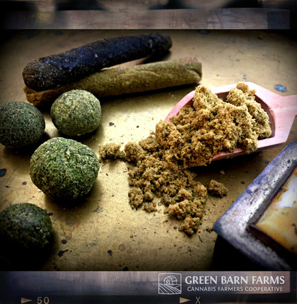 Rick's World of Hashish, Part 5: Deep Dive Into Some New World Purple Diesel Hash